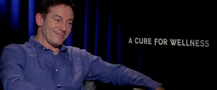 Exclusive Video Interview: Jason Isaacs On A Cure For Wellness