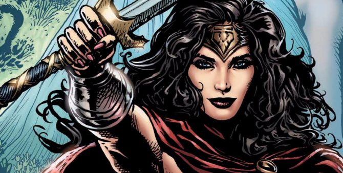 DC Reveals Wonder Woman Day Books