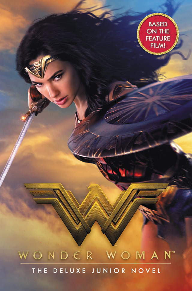 Bold New Wonder Woman Images Revealed Via Junior Novel And Empire Magazine
