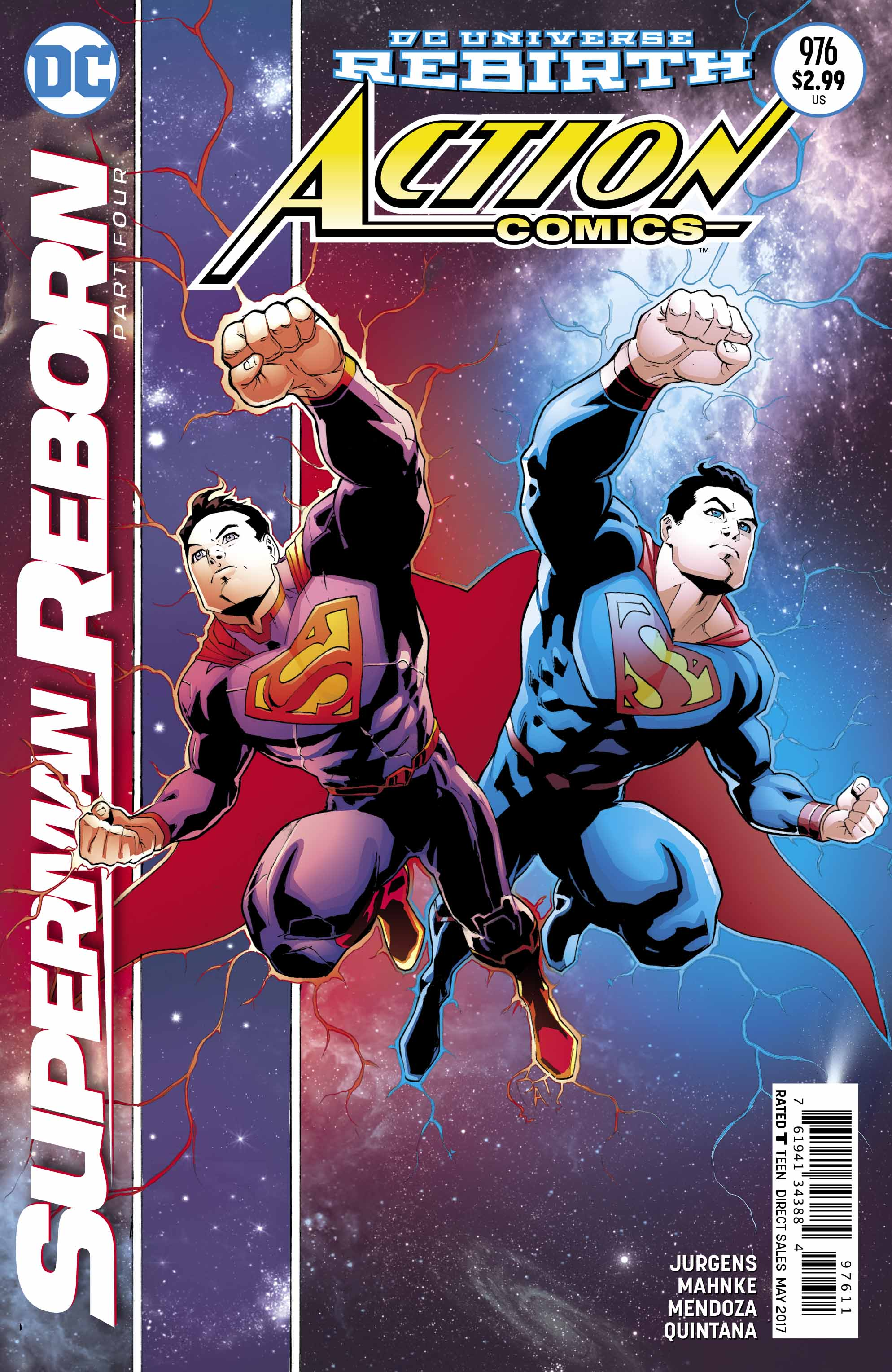 Action Comics #976 May Be The Most Important DC Book You'll Read This Month