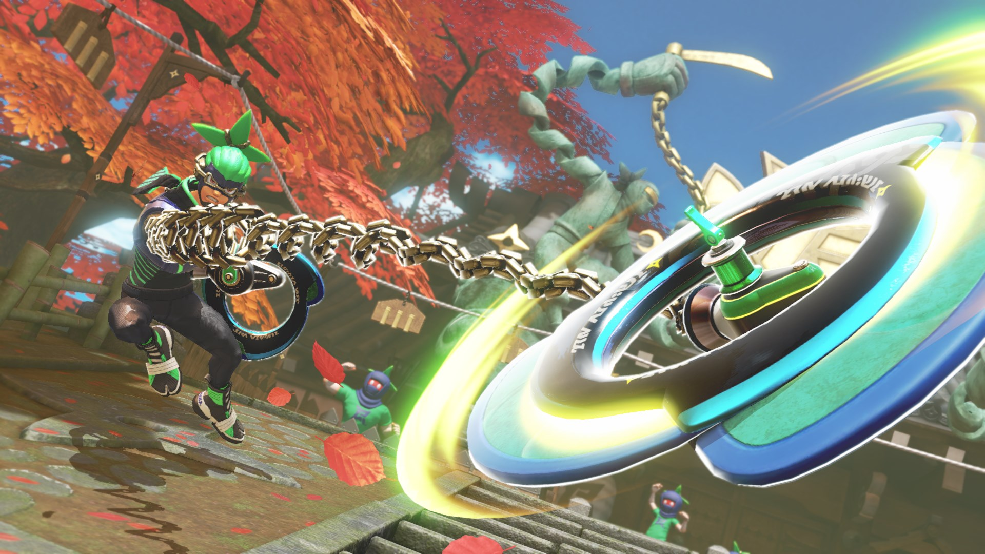 ARMS Hands-On Preview [PAX East 2017]