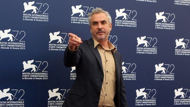 Director Alfonso Cuarón Wraps Filming On Long-Rumored Passion Project Roma