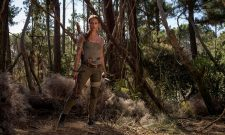 Here's Your First Look At Alicia Vikander In Tomb Raider