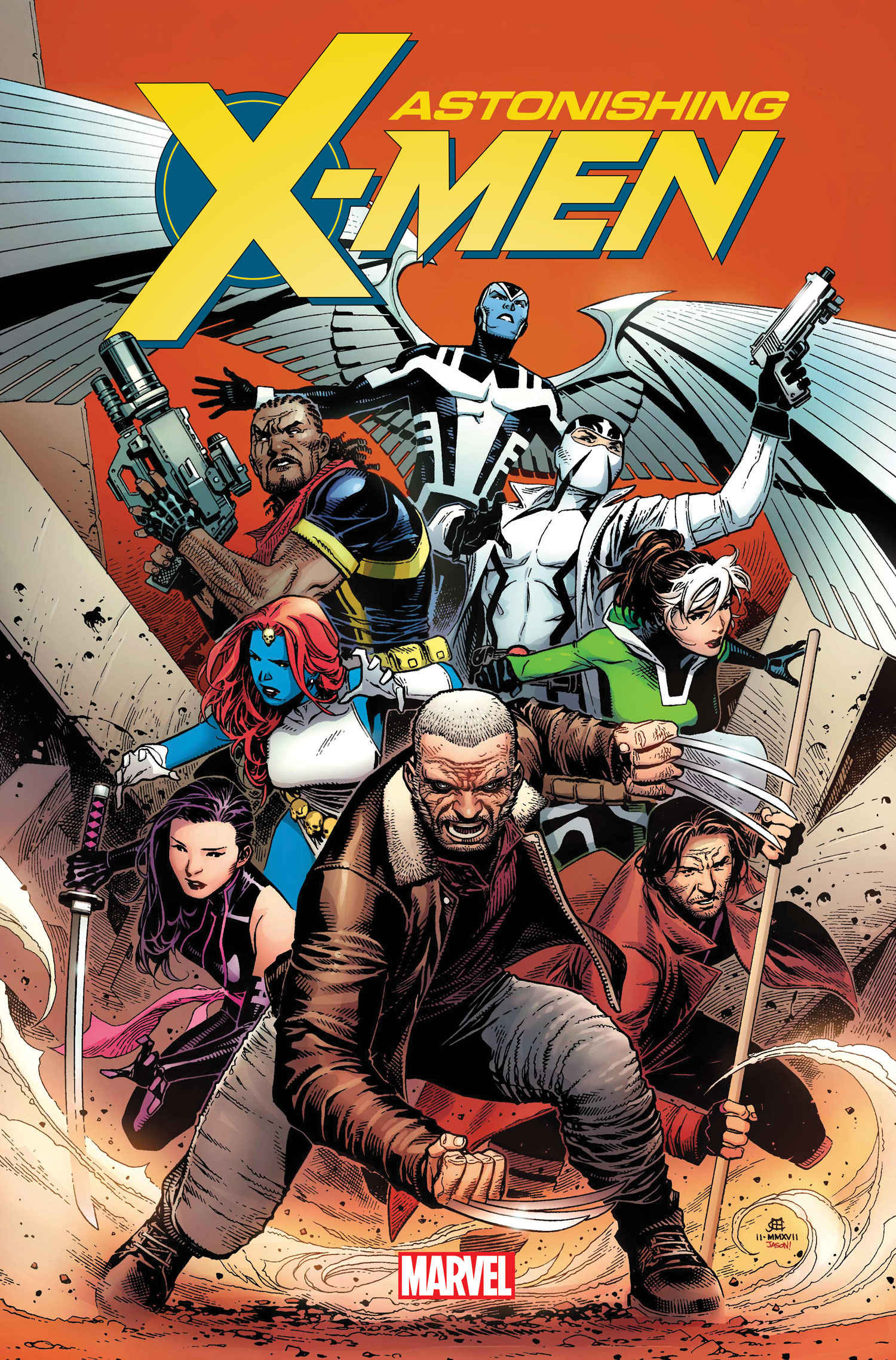 Astonishing X-Men To Launch This Summer With Charles Soule At The Helm