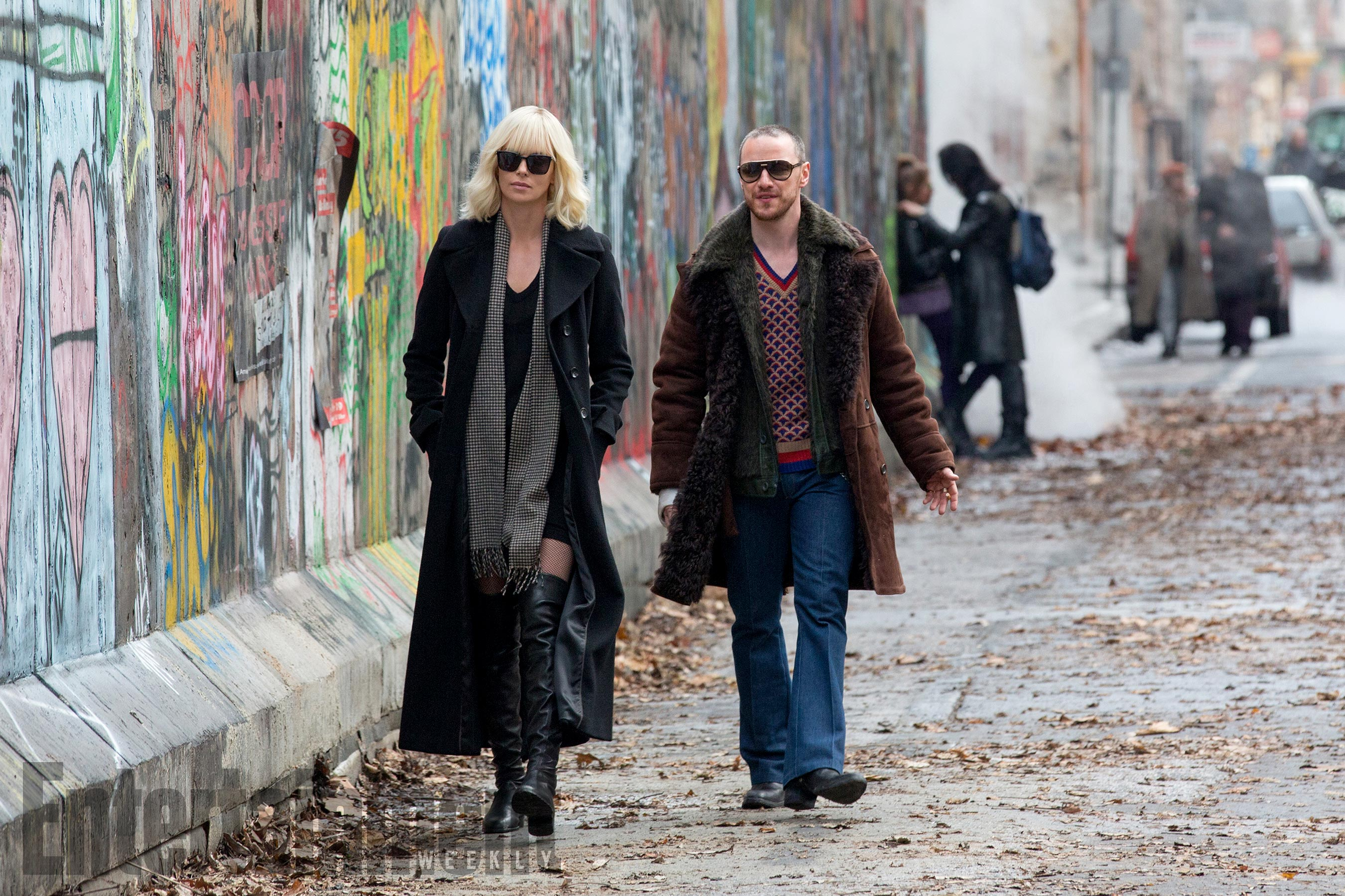 Cold War Thriller Atomic Blonde Unveils First Full Trailer Starring Charlize Theron