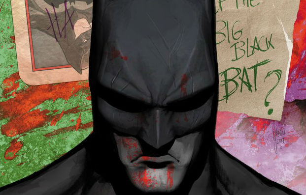 Batman Writer Tweets Numerous War Of Jokes And Riddles Teasers