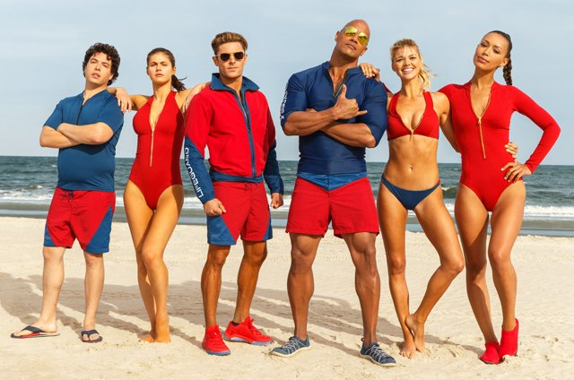 New Baywatch film will be hottest sex-fest ever, the Rock says