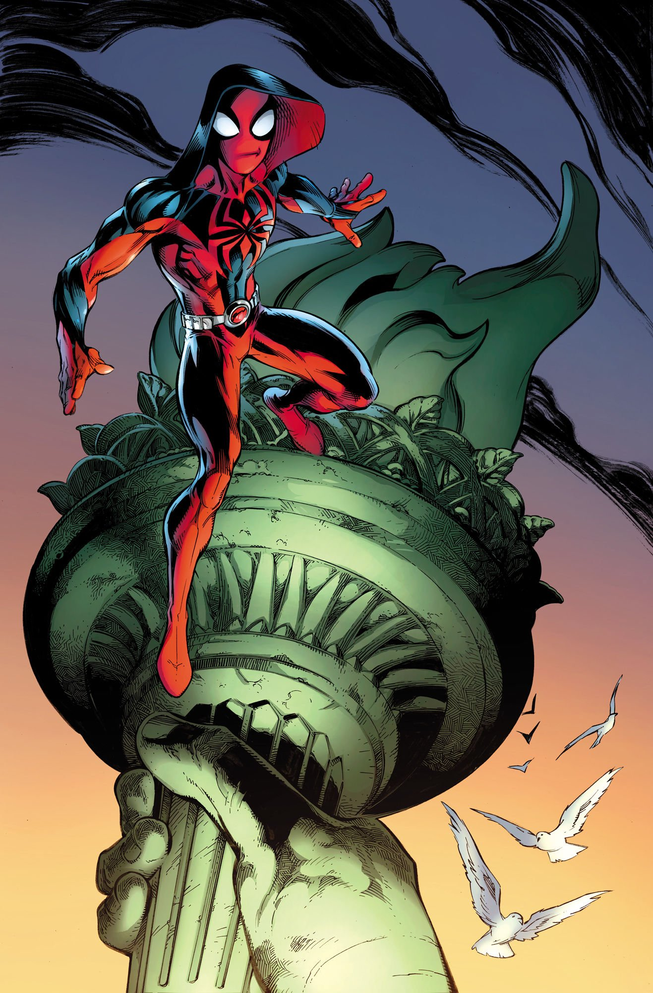 Ben Reilly: The Scarlet Spider #1 Review