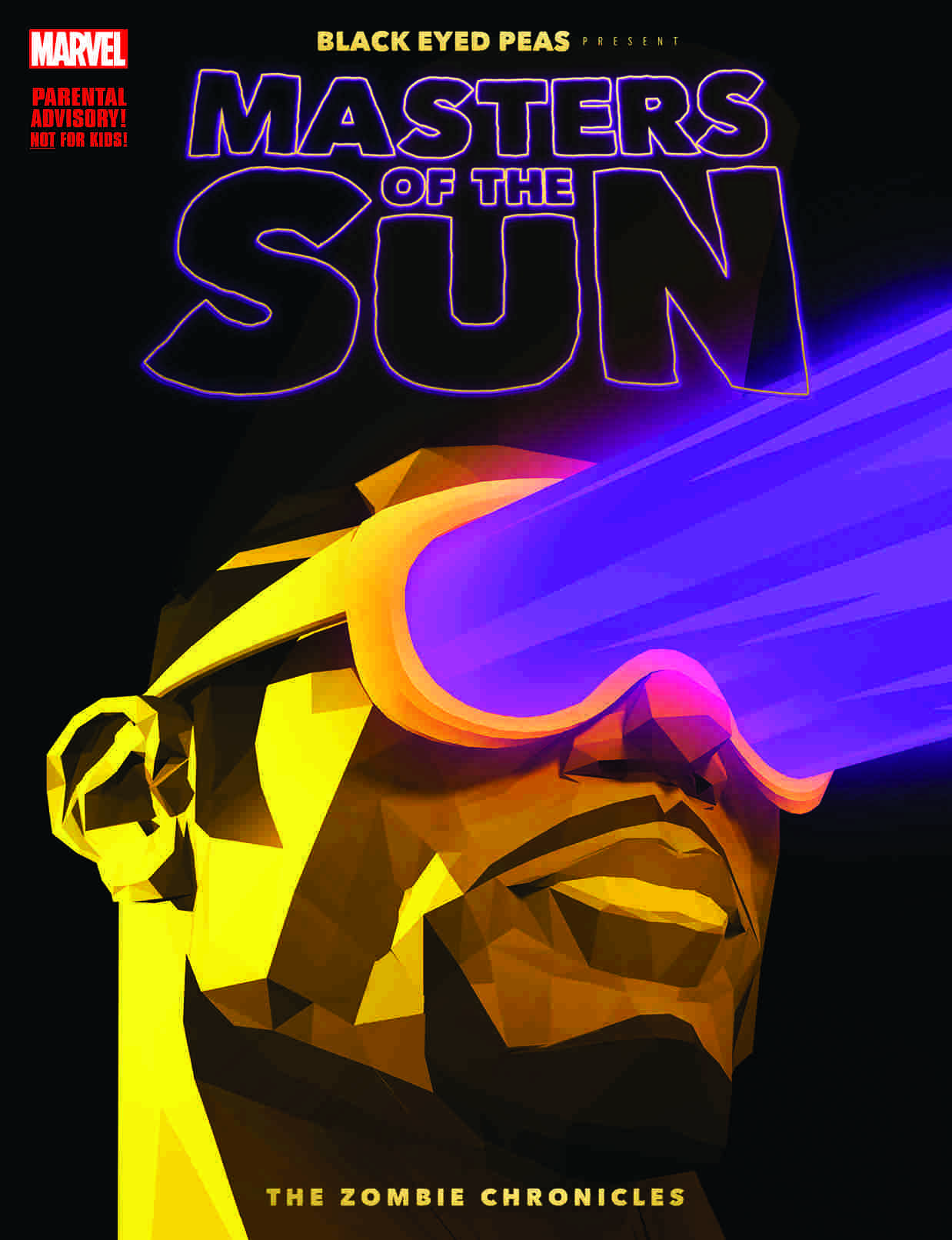 Marvel Teams Up With will.i.am For Masters Of The Sun - The Zombie Chronicles