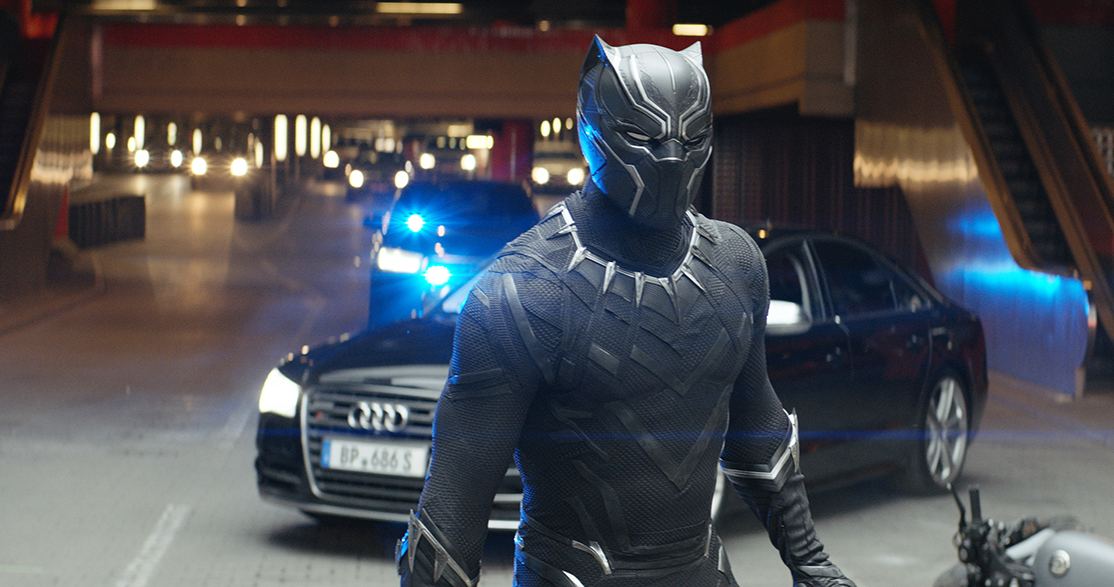 Take A Peek At Black Panther's Huge South Korea Chase Sequence With These Set Videos