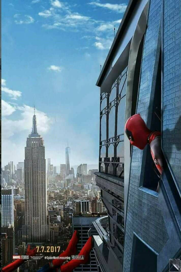 Deadpool Invades Spider-Man: Homecoming In Hilarious Fan-Made Posters