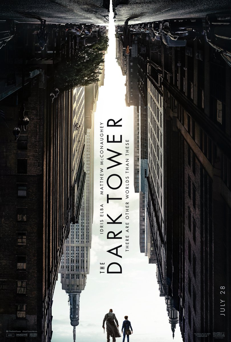 New Poster For The Dark Tower Teases Other Worlds