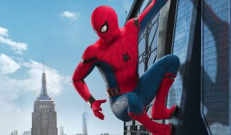 New Spider-Man: Homecoming Trailer Swings Online
