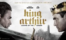 """Charlie Hunnam's King Arthur To Be """"A Little Bit Of A Motherfucker"""""""