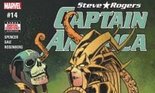 Captain America: Steve Rogers #14 Review