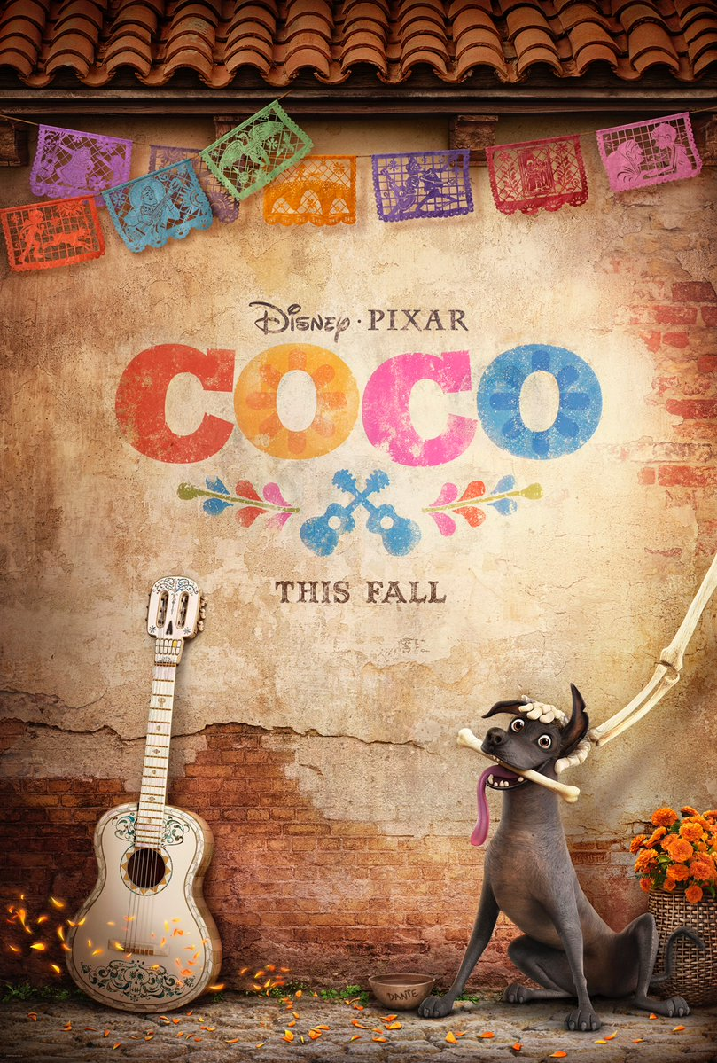 The Power Of Music Takes Hold In First Teaser Trailer For Pixar's Coco