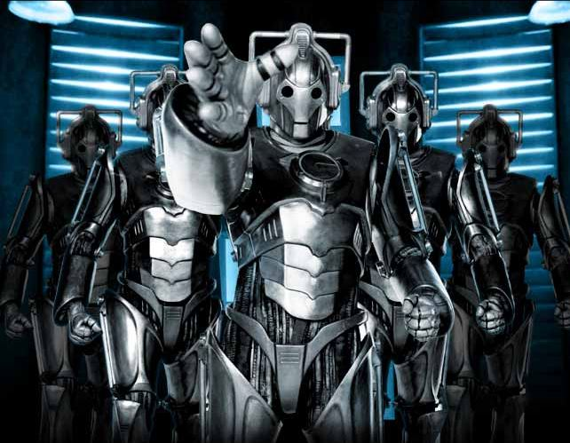 The Original Cybermen Return To Doctor Who To End Season 10