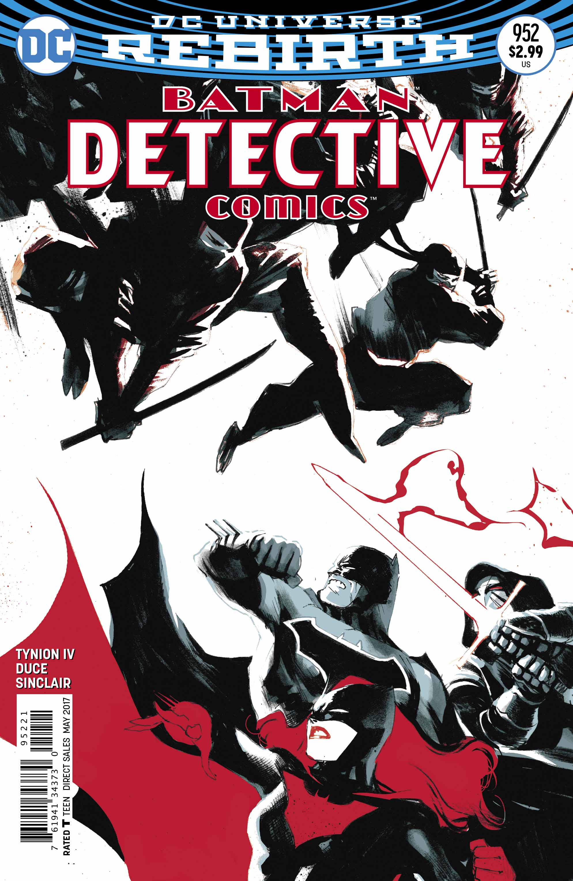 Detective Comics #952 Review