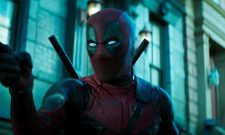 The Merc Is Armed And Dangerous In Another Round Of Deadpool 2 Set Photos