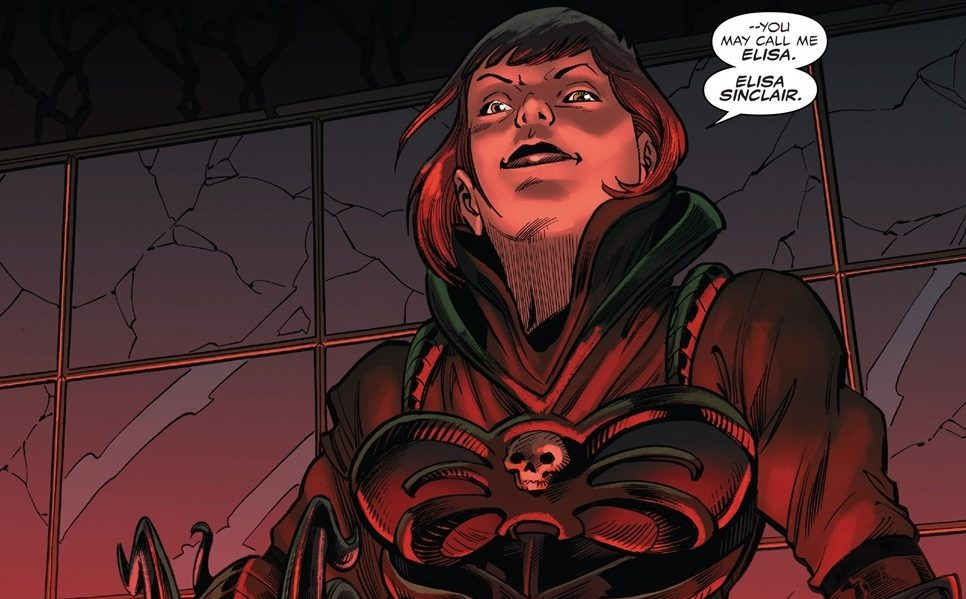 Meet The New Hydra Council In Captain America: Steve Rogers #14