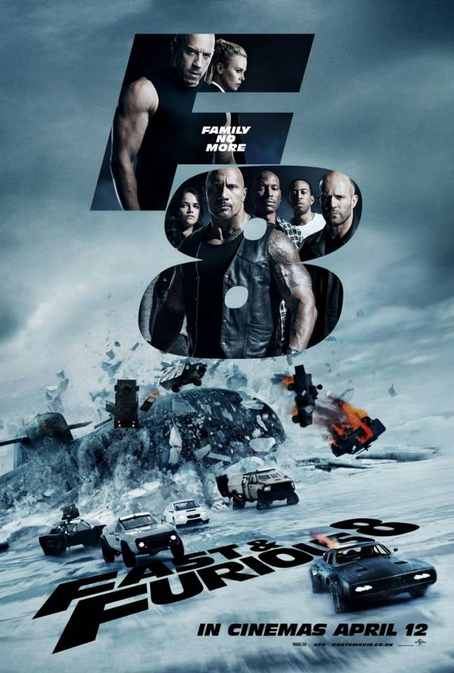 Family No More: The Fate Of The Furious Gets New Poster And TV Spot