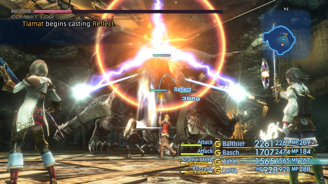 Final Fantasy XII: The Zodiac Age Hands-On Preview [PAX East 2017]