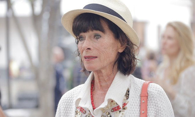 Geraldine Chaplin Confirmed For Jurassic World 2