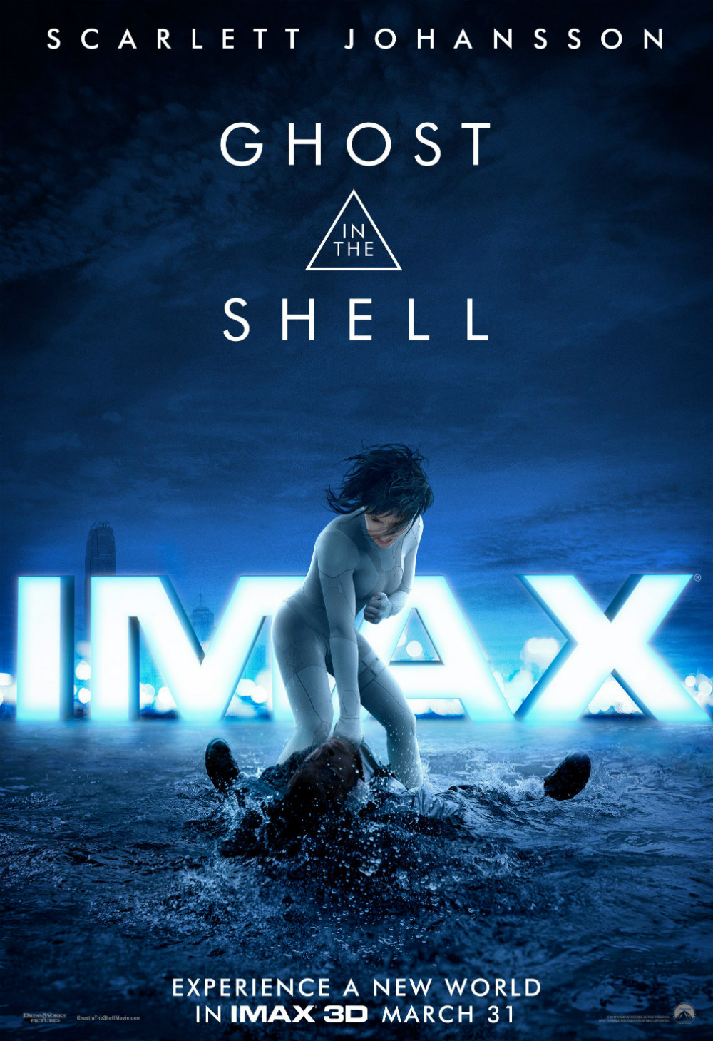 Ghost in the Shell IMAX