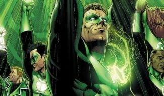Justice League Will Feature Two Green Lanterns