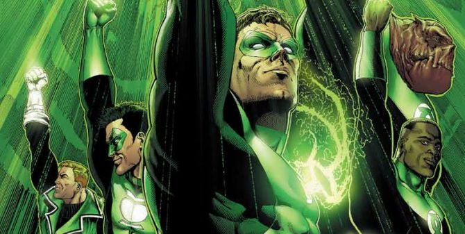 David Goyer Could Direct Green Lantern Corps