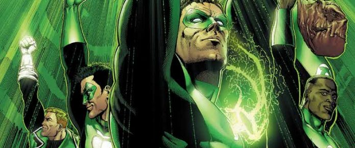 Rumor Suggests Green Lantern Corps Will Be The DC Equivalent Of Guardians Of The Galaxy