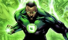 Green Lantern Corps Fan Art Imagines Ricky Whittle As John Stewart
