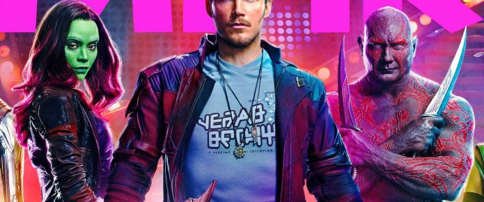 Chris Pratt Brings The Hype For Guardians Of The Galaxy Vol. 2, Runtime Revealed