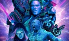 IMAX Poster For Guardians Of The Galaxy Vol. 2 Is A Beautiful Burst Of Neon Color