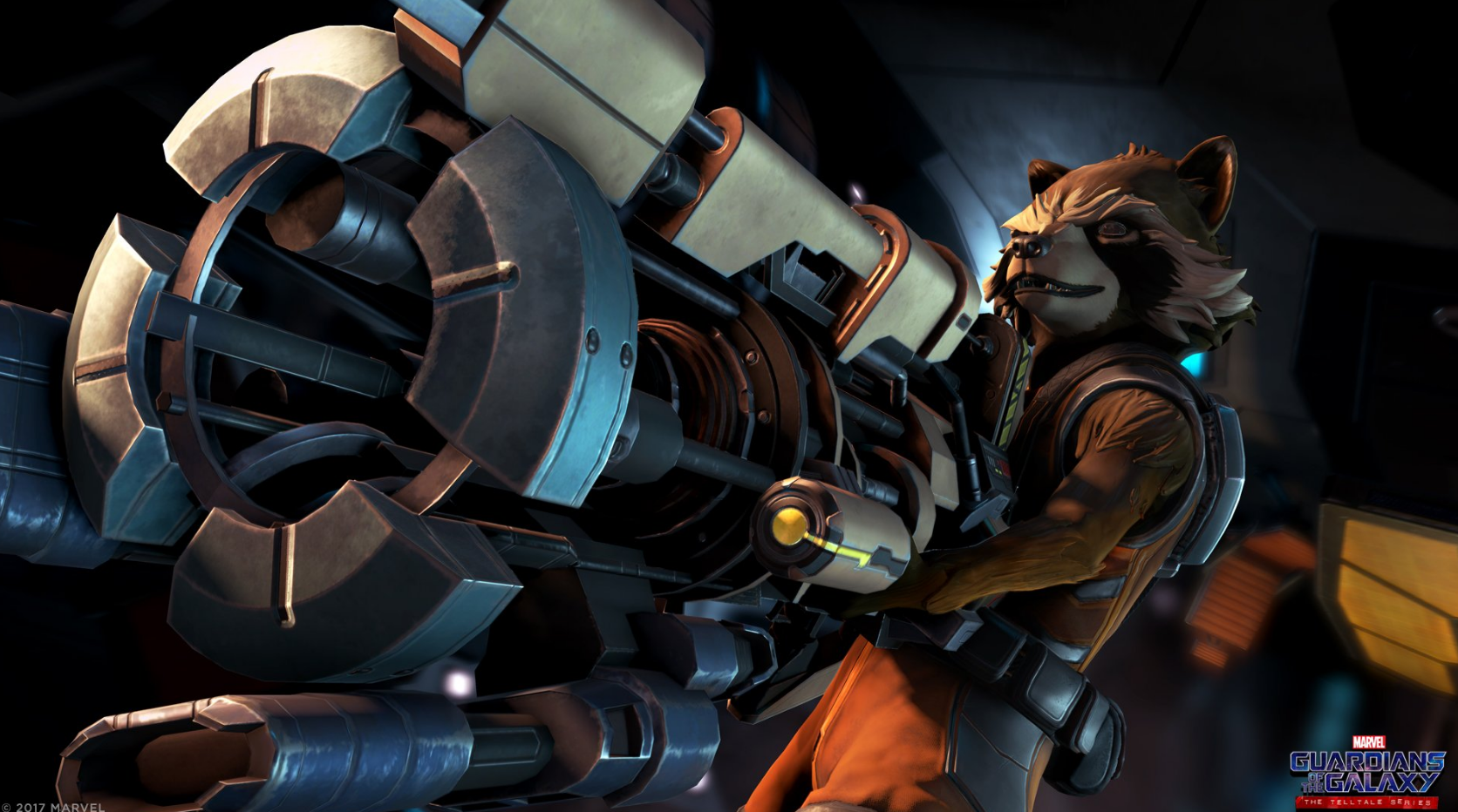 Guardians Of The Galaxy: The Telltale Series Unveils Action-Packed First Teaser