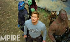 Three All-New Images For Guardians Of The Galaxy Vol. 2 Spotlight Star-Lord And The Gang