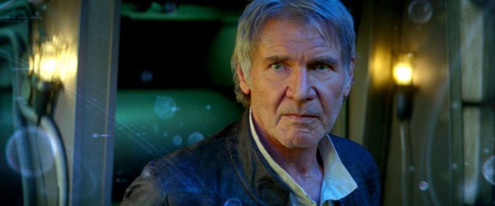 Harrison Ford Weighs In On What It Will Be Like Watching The Young Han Solo Movie