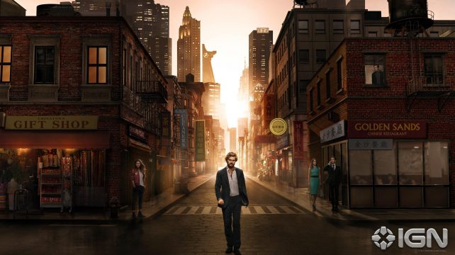 Sun-Kissed Poster For Marvel's Iron Fist Debuts Just In Time For Friday's Premiere