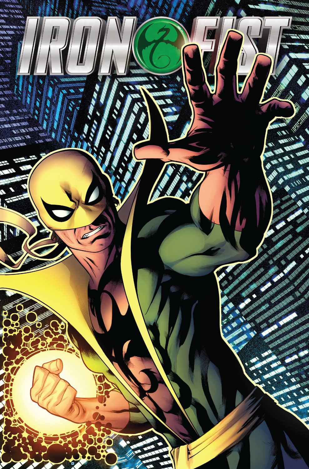 Iron Fist #1 Retailer Exclusive Variant Covers Revealed