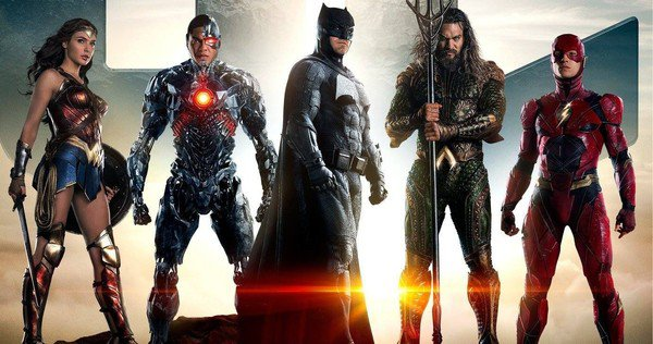 10 Awesome Moments From The New Justice League Trailer