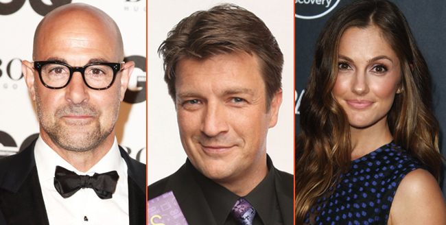 Psychological Thriller Nomis Taps Stanley Tucci, Nathan Fillion And Minka Kelly