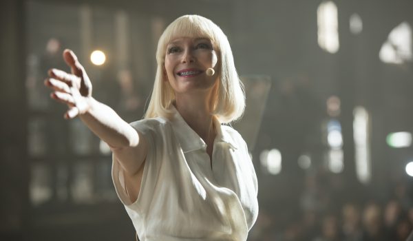 Ever Wondered What A Pig's Nightmare Looks Like? Tilda Swinton Shows Us In New Clip From Okja