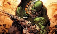 Old Man Logan #25 To Put A New Spin On Wolverine Vs. Hulk