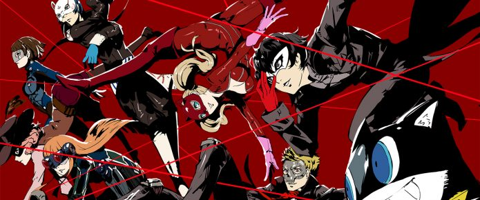 New Persona 5 Trailer Showcases The Phantom Thieves