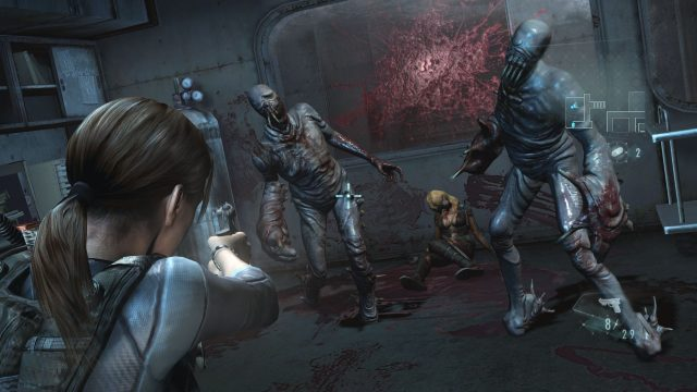 Resident Evil: Revelations Coming To Xbox One And PlayStation 4 This Year