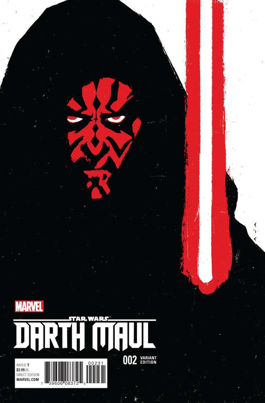 Star Wars: Darth Maul #2 Review