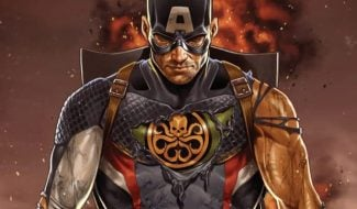 Jaws Will Drop After Seeing The Final Page Of Free Comic Book Day: Secret Empire