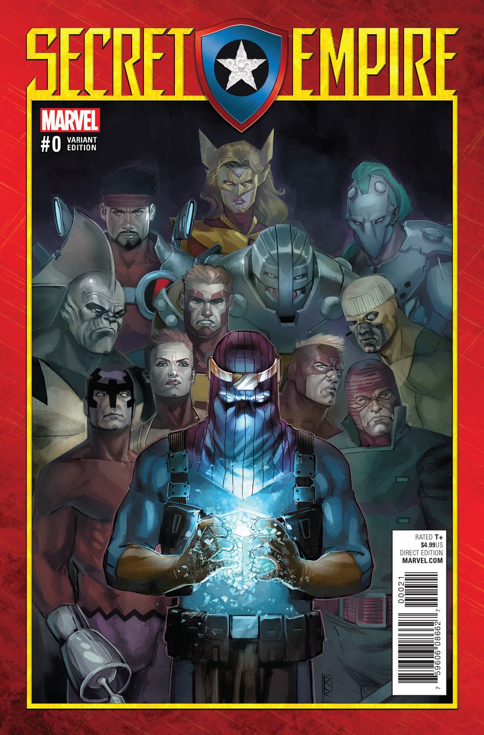 Secret Empire #0 Review