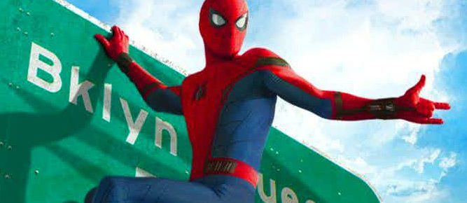 Avengers Tower Looms On New Spider-Man: Homecoming Magazine Cover