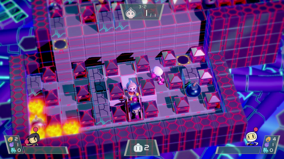 Super Bomberman R Screenshot 2
